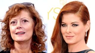 Susan Sarandon, Debra Messing's Feud Over Presidential Election Escalates