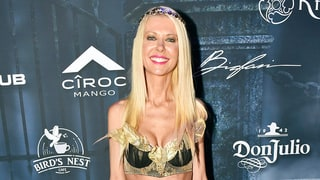 Tara Reid Steps Out in Skimpy Greek Goddess Bikini at Halloween Bash: Photos