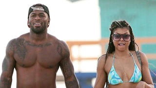 Taraji P. Henson Goes on Dinner Date, Holds Hands With NFL Player Kelvin Hayden