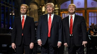 Taran Killam Says It Was 'Rough' Having Donald Trump Host 'Saturday Night Live'