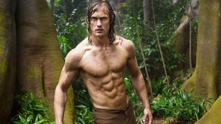Alexander Skarsgard Explaining Jane In 'The Legend of Tarzan' Is the Sexiest Thing Ever — Watch