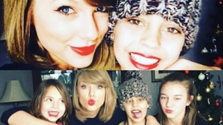 "Taylor Swift Visits Cancer Patient Fan, Leaves Little Girl ""Literally Speechless"""