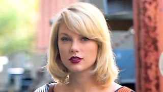 Taylor Swift Hops on the Shag Haircut Train