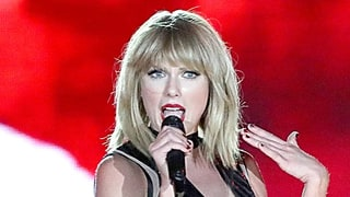 Taylor Swift Covers Ex Calvin Harris' 'This Is What You Came For' at First Concert in Nearly a Year