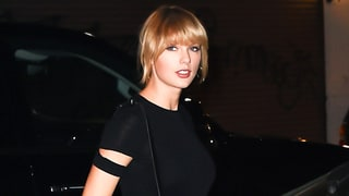 Taylor Swift's Squad Coordinated Their Looks for a Group Concert Outing, Naturally