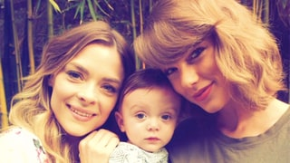 Jaime King Shares Pics of Son's Godmother, Taylor Swift, as He Celebrates First Birthday