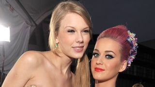 Katy Perry Says She'll Collaborate With Taylor Swift 'If She Says Sorry'