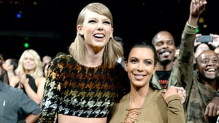 Kim Kardashian to Taylor Swift: You 'Dissed My Husband Just to Play the Victim Again'