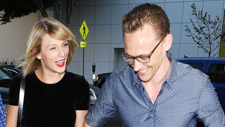 Taylor Swift and Tom Hiddleston Can't Stop Smiling on Sweet Date Night in Santa Monica