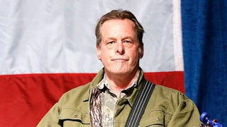 Ted Nugent Grabs His Crotch Next to Donald Trump at Rally: 'I've Got Your Blue State Right Here'