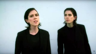 Watch Tegan and Sara Propose Without Rings in 'BWU' Video