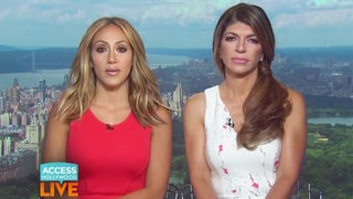 Teresa Giudice Storms Out of 'Access Hollywood' Interview — Find Out Which Question Set Her Off!