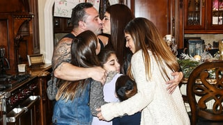Teresa Giudice Celebrates Christmas Eve With the Gorgas, Films 'Intimate Family Dinner'
