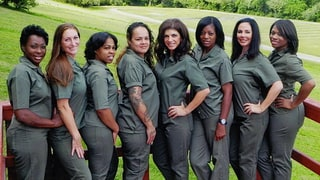 Teresa Giudice Poses With Fellow Inmates in Her Prison Jumpsuit: 'I Met Some Amazing Women There'