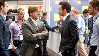 The Big Short Review: Ryan Gosling, Steve Carell