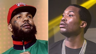 The Game Disses Meek Mill on New Song 'Pest Control,' Calls Him 'Nicki Minaj's Sideshow'