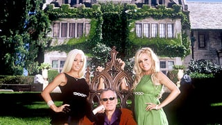 Playboy Mansion Goes Up for Sale for $200 Million — But Hugh Hefner Isn't Moving Out