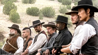 'The Magnificent Seven' Review: Denzel Washington, Chris Pratt Mosey Around in a 'Dull' Remake