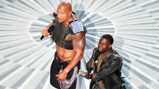 Dwayne 'The Rock' Johnson and Kevin Hart's Best Moments Hosting the MTV Movie Awards 2016