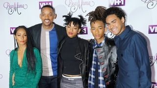 The Gang's All Here! Will, Jada, Willow, Jaden and Trey Smith Hit the Red Carpet Together