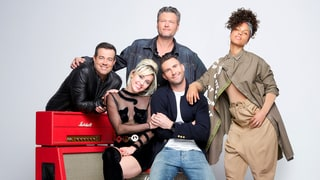 The Voice's 5 Weirdest Moments: Miley Cyrus Reminds Blake Shelton of Girlfriend Gwen Stefani!