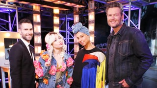'The Voice' Season 11 Premiere's 10 Craziest Moments: Miley Cyrus Mocks Adam Levine!
