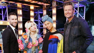 The Voice's 10 Weirdest Moments: Blake Shelton Uses Megaphone to Tell Miley Cyrus to 'Shut Up'!