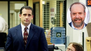 Paul Giamatti: Michael Scott in 'The Office'