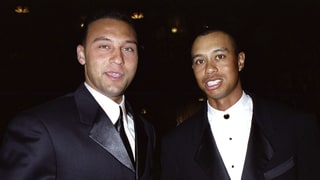 Tiger Woods Once Asked Derek Jeter, Michael Jordan How to Pick Up Women