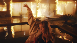 See Tinashe Burn Down the House in 'Flame' Video