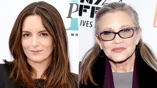 Tina Fey Pays Tribute to Carrie Fisher, Will Remember Her 'Honest Writing' and 'Razor-Sharp Wit'