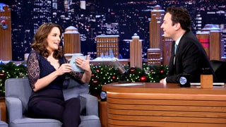 Tina Fey Does Hilarious Impersonations of Sofia Vergara, Jack Nicholson, Elmo on The Tonight Show