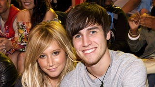 Ashley Tisdale and Jared Murillo