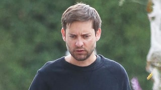 Tobey Maguire Resurfaces for First Time Since Jen Meyer Split — See the Photo