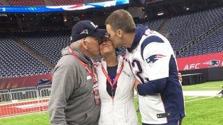 Tom Brady Shares Sweet Photo With His Sick Mom Ahead of 2017 Super Bowl