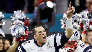 Tom Brady Says His Super Bowl 2017 Jersey Was Stolen After Patriots' Incredible Win