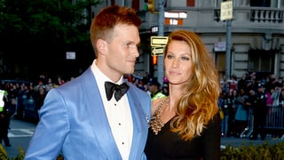 Tom Brady: Gisele Doesn't Want Me to Talk About Politics