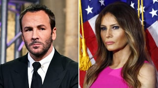 Tom Ford Refused to Dress Melania Trump 'Years Ago': 'She's Not Necessarily My Image'