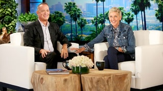 You Have to See Tom Hanks and Ellen DeGeneres' Epic 'Pixar-Off'