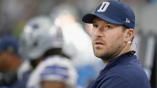 Twitter Reacts to 'Fat' Body-Shaming Pic of Tony Romo at Dallas Cowboys Training Camp