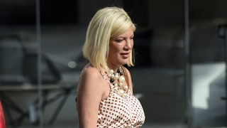 Tori Spelling Debuts Baby Bump After Announcing She's Pregnant With Baby No. 5: Pic