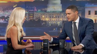 Watch Trevor Noah, Tomi Lahren's Fierce Debate About Black Lives Matter