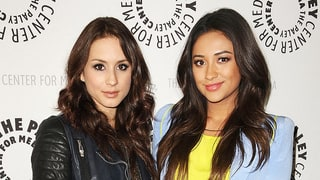 Shay Mitchell Writes Emotional Message to Troian Bellisario on Her Wedding Day
