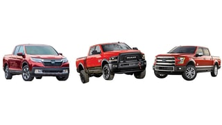 Choose Your Own Pickup: The Best New Trucks for Every Guy