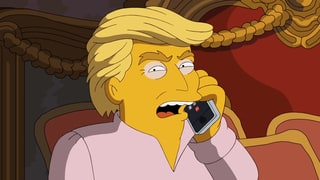 Donald Trump and Hillary Clinton Star in New 'Simpsons' Clip About Deciding Who to Vote for in Presidential Election