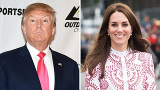 Donald Trump Once Defended a Photographer Who Took Nude Pics of Duchess Kate