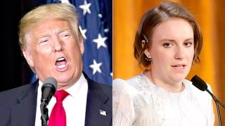 Donald Trump: Lena Dunham and Whoopi Goldberg Should Leave the Country If I'm Elected