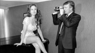 Donald Trump Took Photos, Interviewed Playboy Models in 1994 in Latest Resurfaced Footage