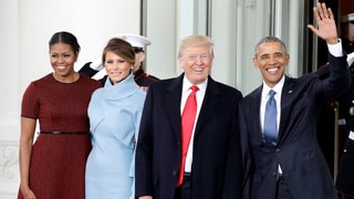Barack Obama, Donald Trump Did One Thing Very Differently Arriving at White House on Inauguration Days
