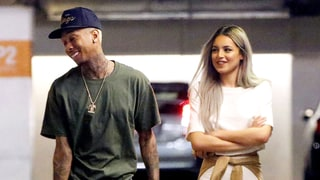 Tyga Steps Out With a Kylie Jenner Look-Alike After Cheating Scandal -- See Her Sexy Photos
